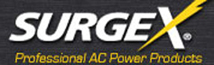 SurgeX - Professional AC Power Products